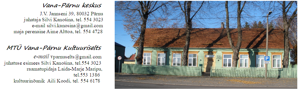 Vana-Pärnu keskus